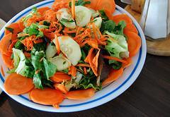 Ensalada light de zanahoria manzana y apio ensalada - Ensalada de apio y zanahoria ...