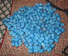Efectos de las pastillas Orlistat, Alli o Xenical para