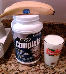 Preparados proteicos para adelgazar