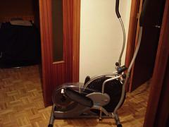 Rutina de ejercicios en elíptica para quemar grasa