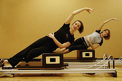 Moldear y tonificar: Elíptica o Pilates Power