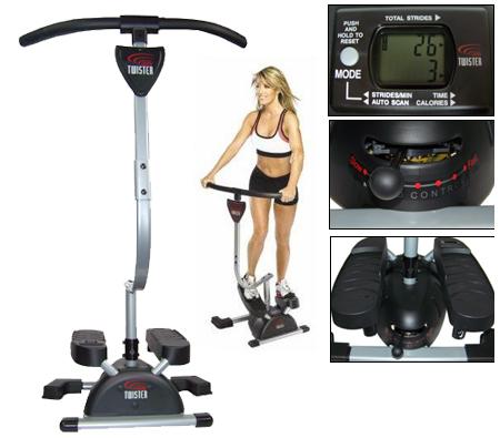 Para qu sirve el cardiotwister para qu es efectivo el for Aparatos de ejercicio