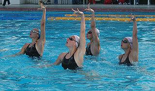 gimnasia acuática