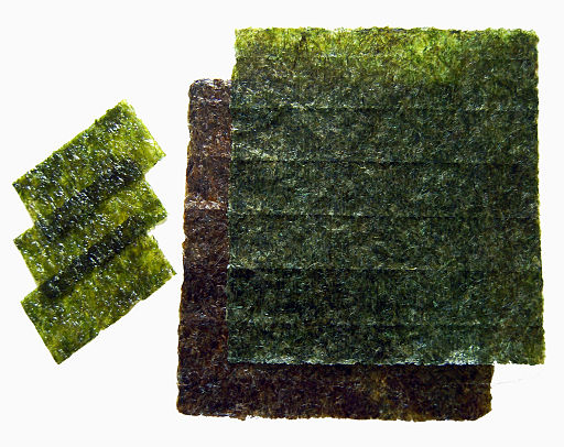 Algas comestibles adelgazantest
