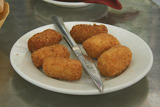 Croquetas light de atún