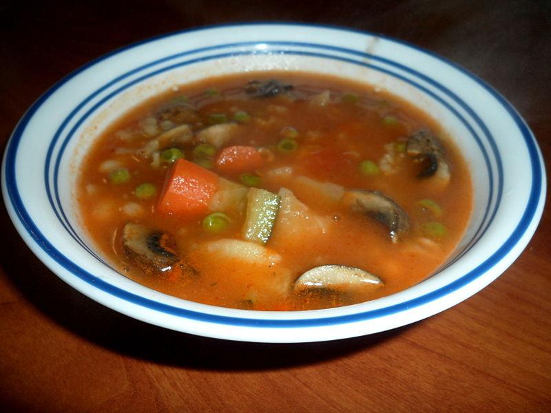 Receta de sopa de verduras bajas calor as receta de sopa de verduras diet - Sopa de alcachofas para adelgazar ...