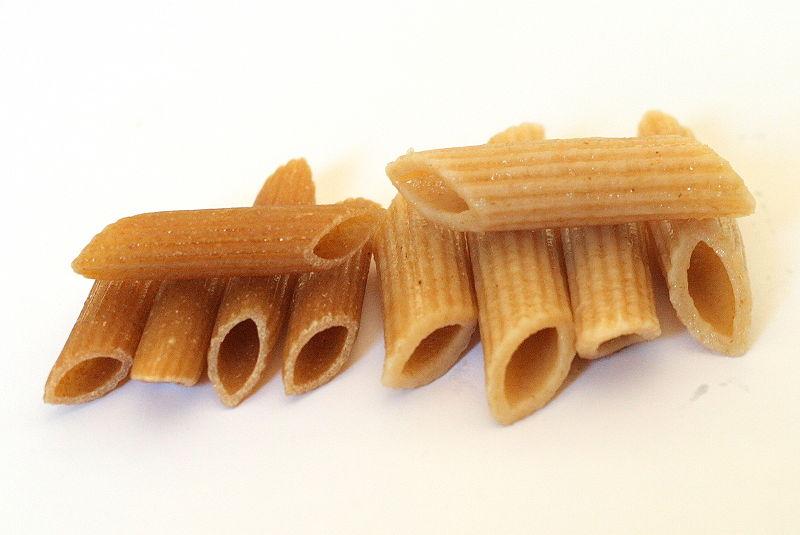 Ensalada de pasta integral para todo tipo de dieta for Ensalada de pasta integral
