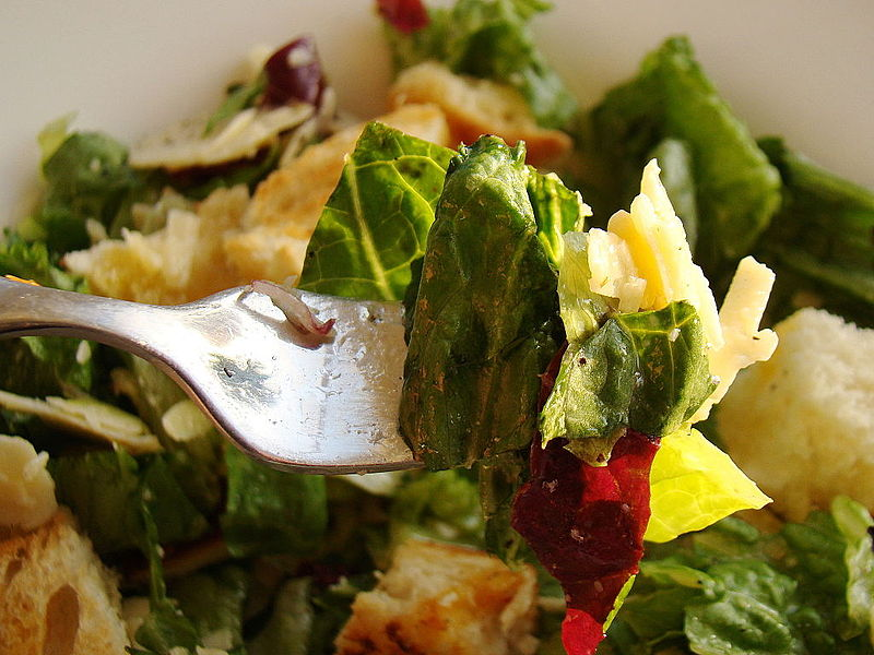 Ensalada c sar baja en calor as ensalada c sar light - Ensaladas con pocas calorias ...