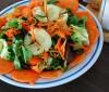 Ensalada de zanahoria bajas calorías