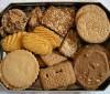 Calorías de las galletas, tostadas y bizcochos