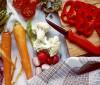 Ensalada tartar light de vegetales
